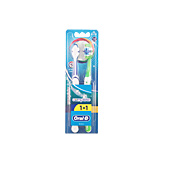 Oral-b COMPLETE 5 ways clean cepillo dental #medio 2 pz