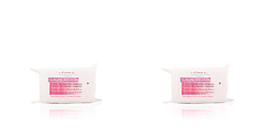 L'Oréal SUBLIME&SUAVE cleansing wipes face&eyes PSS