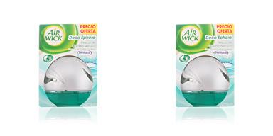 Air-wick AIR-WICK DECO SPHERE ambientador nenuco 75 ml