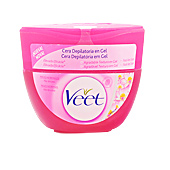 CERA DEPILATORIA en gel flor de loto piel normal 250 ml Veet