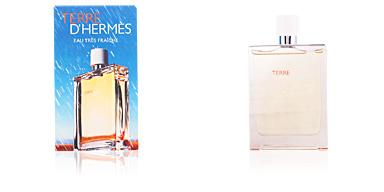 Hermès TERRE D´HERMES EAU TRES FRAICHE eau de toilette vaporisateur 125 ml