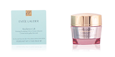 Skin lightening cream & brightener RESILIENCE LIFT oil in cream Estée Lauder