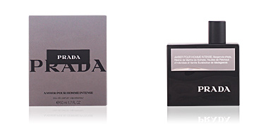 Prada PRADA AMBER HOMME INTENSE edt spray 50 ml