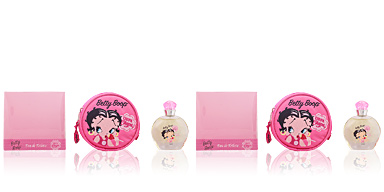BETTY BOOP COFFRET Cartoon