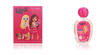 Cartoon BRATZ PAMPERED PUPZ edc zerstäuber 75 ml