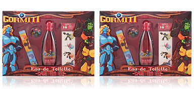 Cartoon GORMITI COFFRET 4 pz
