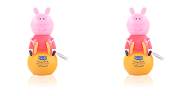 Cartoon PEPPA PIG figura gel de ducha 300 ml