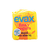 Compresas FINA & SEGURA compresa maxi Evax