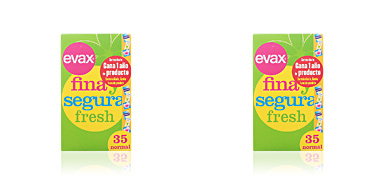 Evax FINA&SEGURA protector fresh normal 35 uds