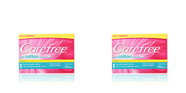 Carefree CAREFREE protector transpirable fresh 40+4 uds