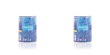 TAMPAX COMPAK tampón regular Tampax