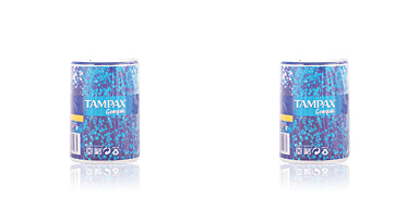 Tampones TAMPAX COMPAK tampón regular Tampax