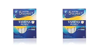 Tampax TAMPAX PEARL tampón regular 20 uds
