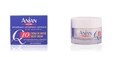 Anian Q10 crema facial noche 50 ml