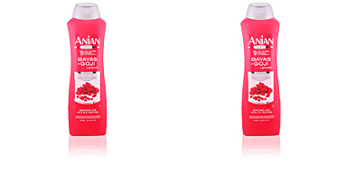 BAYAS DE GOJI Y GRANADA shower gel 750 ml Anian