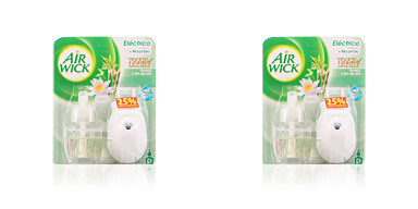 AIR-WICK ambientador electrico completo #jazmín 19 ml Air-wick