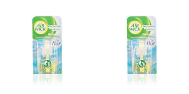 Air-wick AIR-WICK ambientador electrico recambio #flor frescor 19 ml