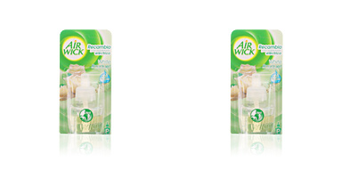 AIR-WICK ambientador electrico recambio #white bouquet 19 ml Air-wick