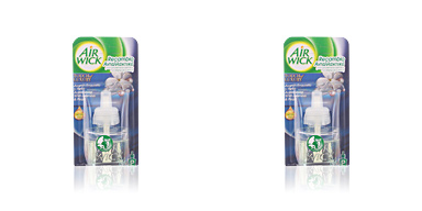AIR-WICK ambientador electrico recambio #jazmín 19 ml Air-wick