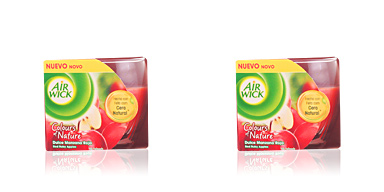 Air-wick AIR-WICK COLOURS OF NATURE kerze perfumada #manzana roja