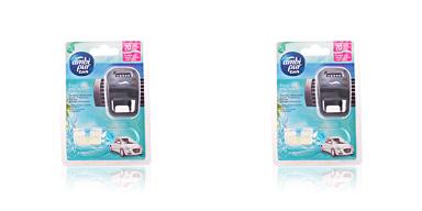 Ambientadores Hogar CAR ambientador aparato + recambio #aqua Ambi Pur