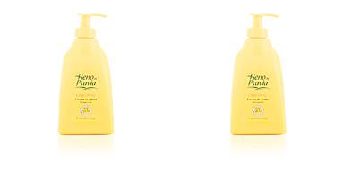 Jabón de manos ORIGINAL crema de jabón enriquecida Heno De Pravia