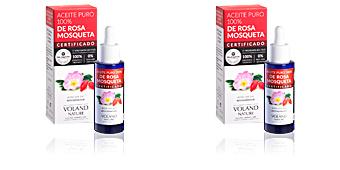 Hidratante corporal VOLAND aceite puro 100% rosa mosqueta orgánico Voland Nature