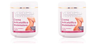 Cellulite cream & treatments VERDIMILL PROFESIONAL crema anticelulítica moldeadora Verdimill
