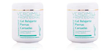 Piernas VERDIMILL PROFESIONAL gel relajantes piernas cansadas Verdimill