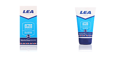 Lea SENSITIVE SKIN bálsamo after shave 3 en 1 125 ml