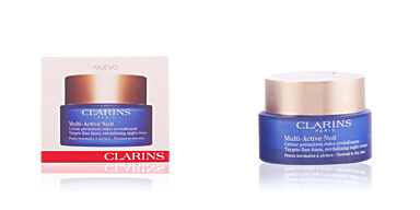 Anti aging cream & anti wrinkle treatment MULTI-ACTIVE crème confort nuit Clarins