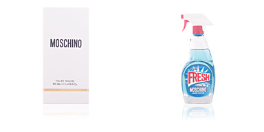 Moschino FRESH COUTURE edt vaporizador 100 ml