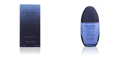 OBSESSION NIGHT eau de parfum spray Calvin Klein