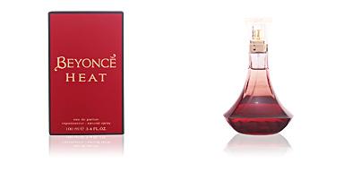 Singers BEYONCÉ HEAT perfume