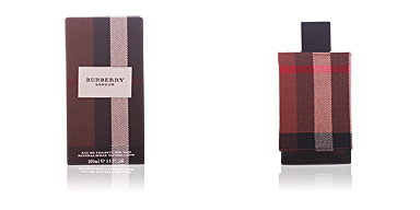 LONDON FOR MEN eau de toilette vaporizador Burberry