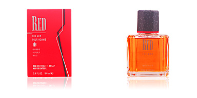 Giorgio RED FOR MEN parfum