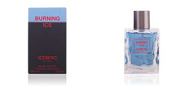 BURNING ICE eau de toilette spray Iceberg