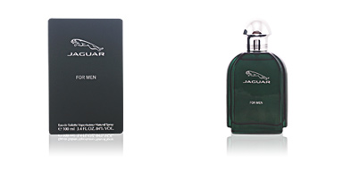 Jaguar JAGUAR GREEN edt vaporizador 100 ml