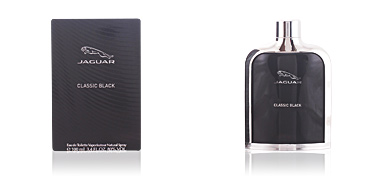 JAGUAR CLASSIC BLACK eau de toilette spray Jaguar