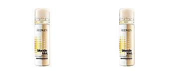 Odżywki BLONDE IDOL custom-tone #warm or golden blondes Redken