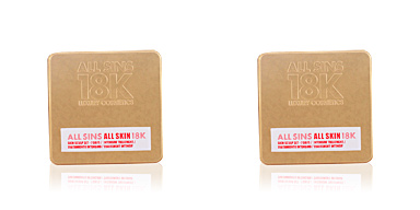 All Sins 18k ALL SKIN SCULP 7 DAYS INTENSIVE TREATMENT SET 2 pz