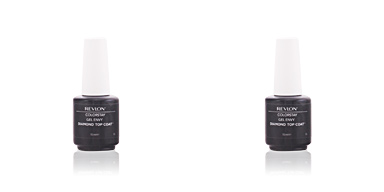 COLORSTAY gel envy top coat diamond Revlon Make Up