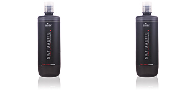 SILHOUETTE pump spray super hold 1000 ml Schwarzkopf