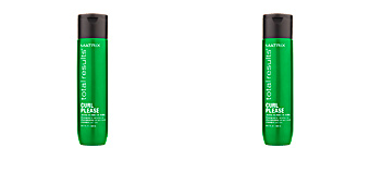 Anti frizz shampoo TOTAL RESULTS CURL PLEASE shampoo Matrix