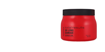Trattamento idratante per capelli TOTAL RESULTS SO LONG DAMAGE strength pak Matrix