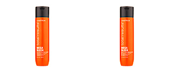 Anti frizz shampoo TOTAL RESULTS SLEEK shampoo Matrix