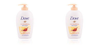 Dove KARITÉ Y VAINILLA shower gel 250 ml