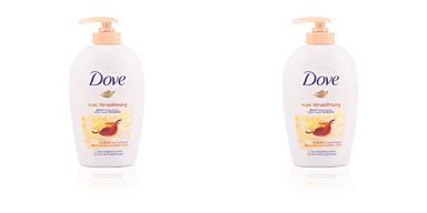 KARITÉ & VAINILLA jabón de manos Dove