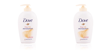 Jabón de manos FINE SILK beauty cream wash Dove