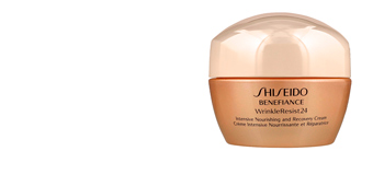 Face moisturizer BENEFIANCE WRINKLE RESIST24 intensive nourishing cream Shiseido